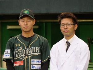 岡村瑞希選手